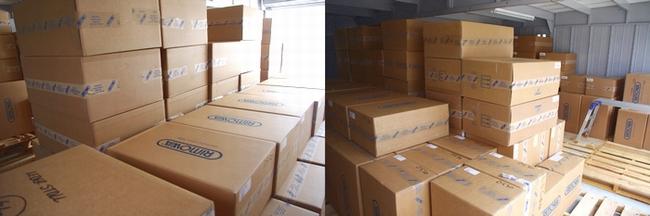 リモワのスーツケースがいっぱい^0^